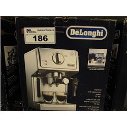 DELONGHI ESPRESSO & COFFEE MAKER