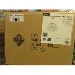 "DVI TRILOGY DVP5820 16"" PENDANT LIGHT"