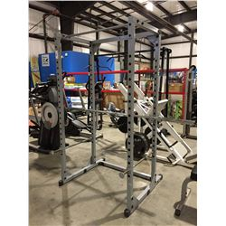 SQUAT / PRESS CAGE WITH BAR