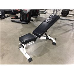 ALOYD FITNESS PROSPOT ADJUSTABLE WEIGHT LIFTERS BENCH
