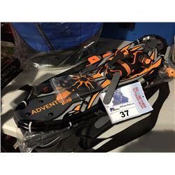 GO2GETHER OUTDOOR GEAR SNOWSHOES & HIKING POLES SET
