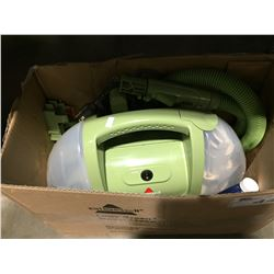 BISSELL LITTLE GREEN CLEANING MACHINE MODEL 1440B