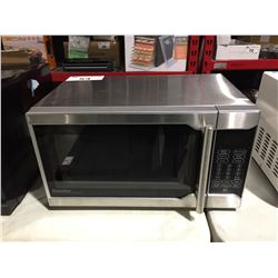 DANBY DESIGNER STAINLESS STEEL MICROWAVE OVEN