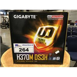 GIGABYTE H370MDS3H MOTHER BOARD