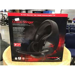 HYPER X CLOUD STINGER GAMERS HEADSET