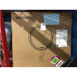 NEEWER PROFESSIONAL PHOTOGRAPHY RING LIGHT