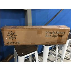 TWIN SIZE ZINUS SMART BOX SPRING