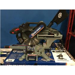 "KING CANADA 12"" DUAL BEVEL SLIDING COMPOUND MITRE SAW"