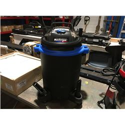 MASTER VAC 30LTR/4HP WET DRY SHOP VAC