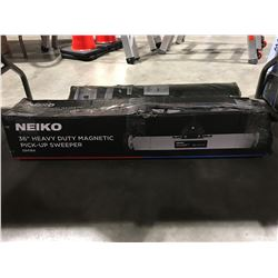"NEIKO 36"" HEAVY DUTY MAGNET PICK UP SWEEPER"