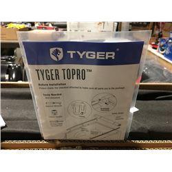 TYGER TOPRO TONNEAU COVER FITS 02-18 RAM 1500/ 03 -18 RAM 2500/3500 - 6.5' SHORT BOX