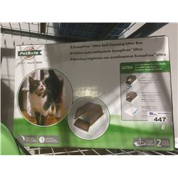 PET SAFE SCOOP FREE ULTRA SELF CLEANING LITTER BOX