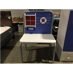 NAUTICAL THEME CHILDS DESK (BOXED)