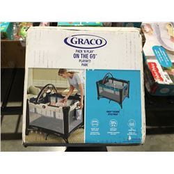 GRAYCO PACK N PLAY ON THE GO PLAY PEN