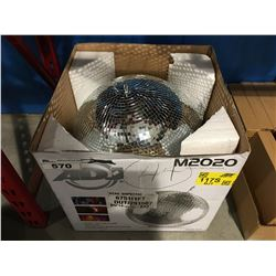 "20"" MIRROR /DISCO BALL"