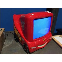 LIGHTNING MCQUEEN RUST-EZE 95 CARS TV