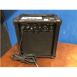 GUITAR AMPLIFIER MODEL G10