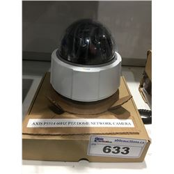 AXIS COMMUNICATIONS P5514 DOME NETWORK CAMERA