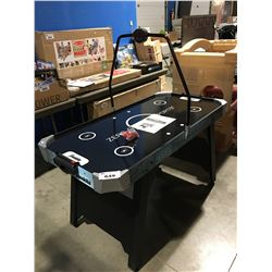 FRANKLIN ZERO GRAVITY SPORTS AIR HOCKEY TABLE