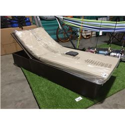 PATIO POST OUTDOOR CHAISE LOUNGE CHAIR