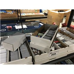 """6 BOXES OF ASSORTED MAGIC """"THE GATHERING"""" CARDS"""