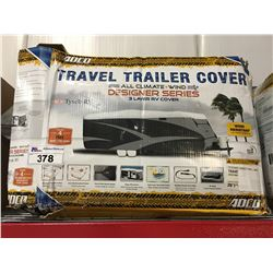 "ADCO TRAVEL TRAILER COVER FITS 26' 1"" X 28' 6"""
