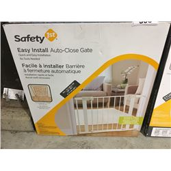 SAFETY FIRST EASY INSTALL AUTO CLOSE GATE