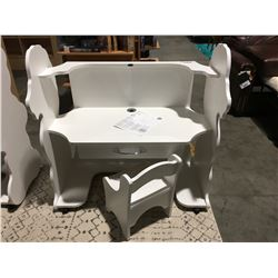 ACE BABY FURNITURE MOBILE DESK & CHAIR SET