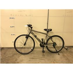 BEIGE CCM NITRO XT 21 SPEED, FRONT SUSPENSION MOUNTAIN BIKE