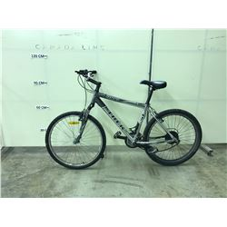 SILVER TREK 4100 27 SPEED, FRONT SUSPENSION MOUNTAIN BIKE