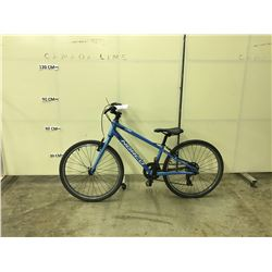 BLUE NORCO VFR 7 SPEED KIDS BIKE