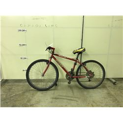RED GIANT BOULDER ATX 21 SPEED MOUNTAIN BIKE