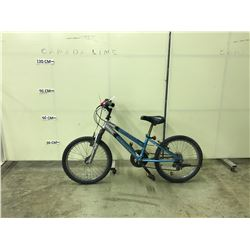BLUE NORCO ELIMINATOR 10 SPEED KIDS BIKE