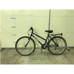 PURPLE NISHIKI CARRERA 18 SPEED MOUNTAIN BIKE