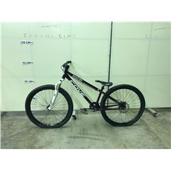 PURPLE COVE SANCHEZ SINGLE SPEED, READ DISC BRAKE MOUNTAIN BIKE