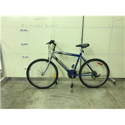 BLUE SUPERCYCLE 15 SPEED ROAD BIKE