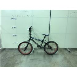 BLACK NO NAME SINGLE SPEED BMX BIKE