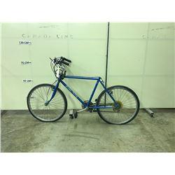 BLUE KUWAHARA 18 SPEED ROAD BIKE