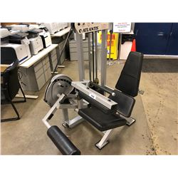 ATLANTIS C-108 LEG EXTENSION MACHINE