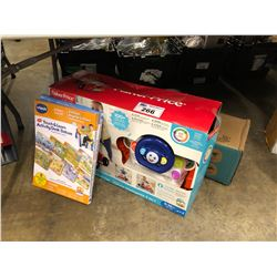 FISHER-PRICE 3-IN-1 SMART CAR & FOLDABLE BABY STROLLER