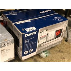 DANBY DMW1110WDB MICROWAVE OVEN