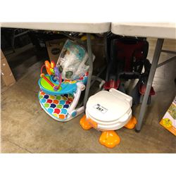 LOT OF MISC BABY PRODUCTS