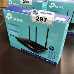 TP-LINK AC1750 DUAL BAND GIGABIT ROUTER