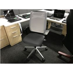 STEELCASE REPLY MESH BACK FULLY ADJUSTABLE TASK CHAIR