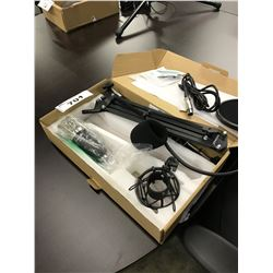 NEEWER CONDENSER MICROPHONE WITH DESKTOP MOUNTING STAND