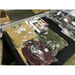LOT OF ASSORTED TOMMY HILFIGER  MENS CLOTHING