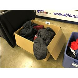 LOT OF ASSORTED MENS CLOTHING
