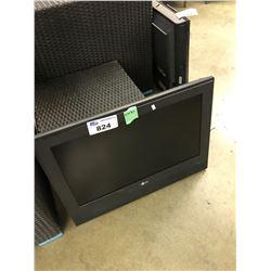 LOT OF 3 LG 32'' AND 1 26'' FLATSCREEN TVS