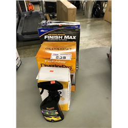 LOT OF CAR DETAILING PRODUCTS