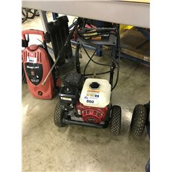 DIAMOND 3100 PSI GAS PRESSURE WASHER